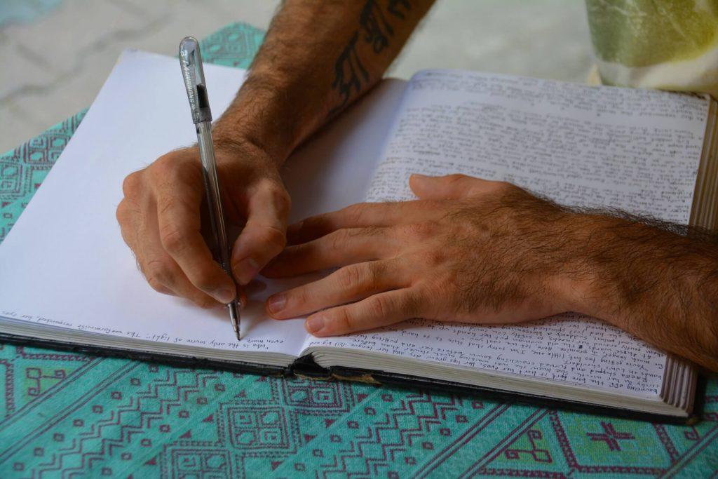 scrivere-un-diario-personale